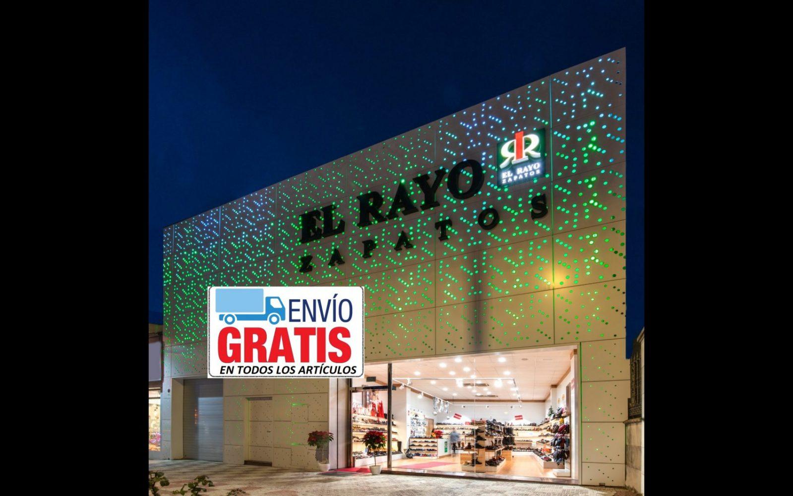 EL RAYO Zapatería