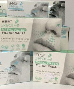 Dilatadores nasales